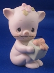 Oinky Birthday - Precious Moment Figurine