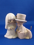 Our First Christmas Together 1991 - Precious Moment Ornament