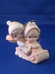 Our First Christmas Together 1999 - Precious Moment Ornament