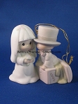 Our First Christmas Together 1992 - Precious Moment Ornament