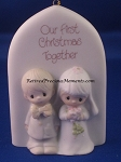 Our First Christmas Together - Precious Moment Ornament