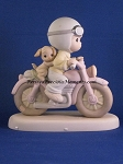 Our Friendship Goes A long Way - Precious Moment Figurine