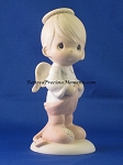 Part Of Me Wants To Be Good - Precious Moment Figurine