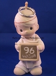 Peace On Earth...Anyway - 1996 Precious Moment Figurine