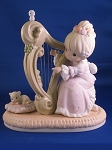 Even The Heavens Shall Praise Him - Precious Moment Figurine