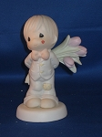 For The Sweetest Tu-lips In Town - Precious Moment Figurine