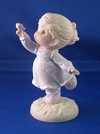 Happiness Is At Our Fingertips - Precious Moment Figurine