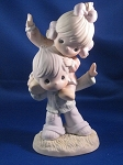 I'll Never Let You Down - Precious Moment Figurine