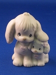 Puppy Love - Precious Moment Figurine