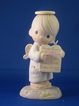The Greatest Of These Is Love - Precious Moment Figurine