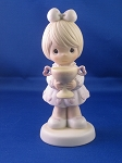 You Are My Number One - Precious Moment Figurine
