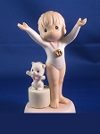 Rejoice In Victory - Precious Moment Figurine