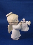 Rejoice O Earth (Mini Nativity) - Precious Moment Figurine