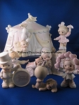 Sammy's Circus Set - Precious Moment Figurines