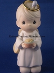 Seeds Of Love From The Chapel - Precious Moment Figurine