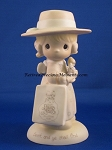 Seek And Ye Shall Find - Precious Moments Porcelain Figurine