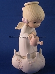 Sending You A Rainbow - Precious Moment Figurine
