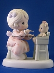 Sharing - Precious Moment Figurine