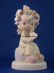 Smile, God Loves You - Precious Moment Figurine