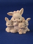 Some Bunny's Sleeping - Precious Moment Mini Figurine