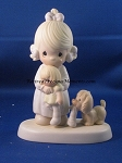 Something's Missing When You're Not Around - Precious Moment Figurine