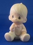 Tell Me A Story - Precious Moment Figurine