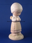 Thanking Him For You - Precious Moment Figurine