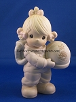 The Club That's Out Of This World - Precious Moment Figurine