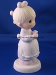 The Good Lord Always Delivers - Precious Moment Figurine