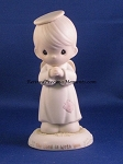The Lord Is With You - Precious Moment Figurine