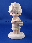 There Is No Greater Treasure Than To Have A Friend Like You - Precious Moment Figurine