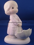 The Sun Is Always Shining Somewhere - Precious Moment Figurine