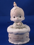 The Sweetest Club Around - Precious Moment Figurine