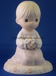 Thinking Of You Is What I Really Like To Do - Precious Moment Figurine