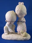 Thou Art Mine - Precious Moment Figurine