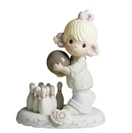 Growing in Grace Age 10 - Precious Moment Figurine
