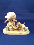 Friendship Begins With Caring - Precious Moment Figurine