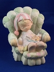 God Rest Ye Merry Gentlemen - Precious Moment Figurine