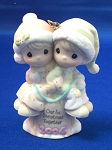 Our First Christmas Together 2004 - Precious Moment Ornament