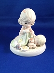Tidings Of Comforter And Joy - Precious Moment Figurine