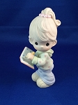 Our Friendship Has Always Been Write On - Precious Moment Figurine