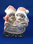 Our First Christmas Together 2012 - Precious Moment Ornament