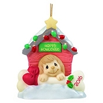 Home For The Howlidays - Dated Annual 2016 Precious Moment Ornament