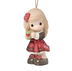 Have A Heart Warming Christmas - Dated Annual 2019 Precious Moment Ornament