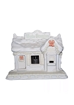 Train Station Nightlight - Precious Moment Figurine