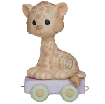 Wishing You Grrr-eatness (Age 7)- Precious Moment Figurine