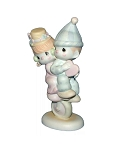 Lord Help Us Keep Our Act Together - Precious Moment Figurine
