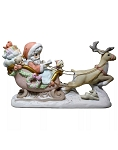 The True Spirit Of Christmas Guides The Way - Precious Moment Figurine