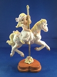 Allow Sunshine And Laughter To Fill Your Days - Precious Moment Figurine