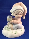 Peas On Earth - Precious Moment Figurine